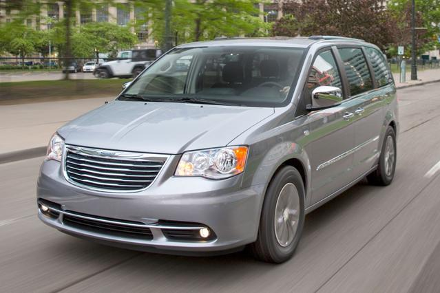 2016 Chrysler Town & Country TOURING Manassas VA