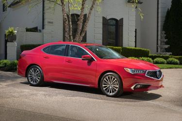2018 Acura TLX W/TECHNOLOGY PKG Sedan Slide