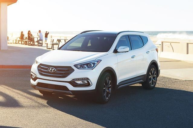 2018 Hyundai Santa Fe Sport 2.4 BASE Sport Utility Hillsborough NC