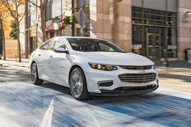 2018 Chevrolet Malibu LS Sedan Merriam KS