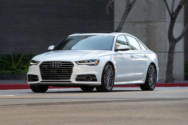2018 Audi A6 PREMIUM PLUS Sedan Slide 0