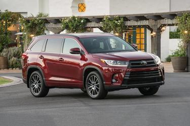 2017 Toyota Highlander LIMITED SUV Merriam KS