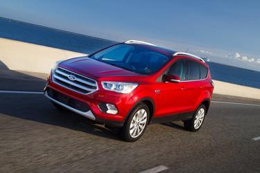 2018 Ford Escape TITANIUM SUV Hillsborough NC