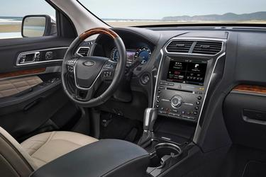 2017 Ford Explorer XLT SUV Durham NC