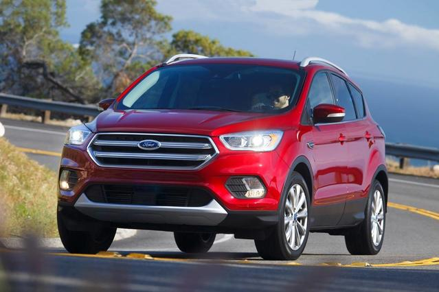 2018 Ford Escape SEL Rocky Mt NC