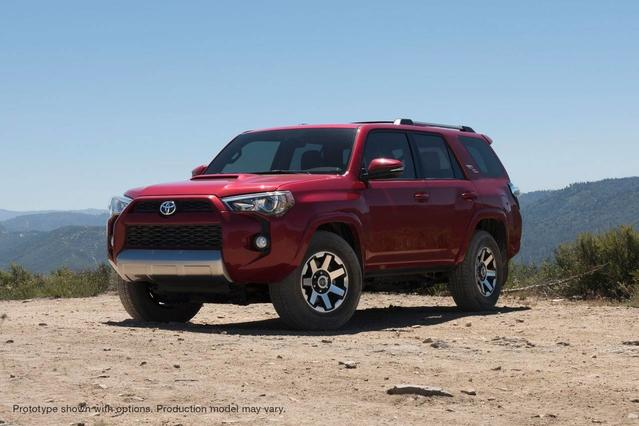 2017 Toyota 4Runner TRD OFF-ROAD PREMIUM Slide 0