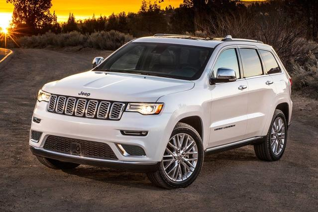 2017 Jeep Grand Cherokee LIMITED SUV Hillsborough NC
