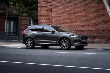2018 Volvo XC60 MOMENTUM SUV Apex NC
