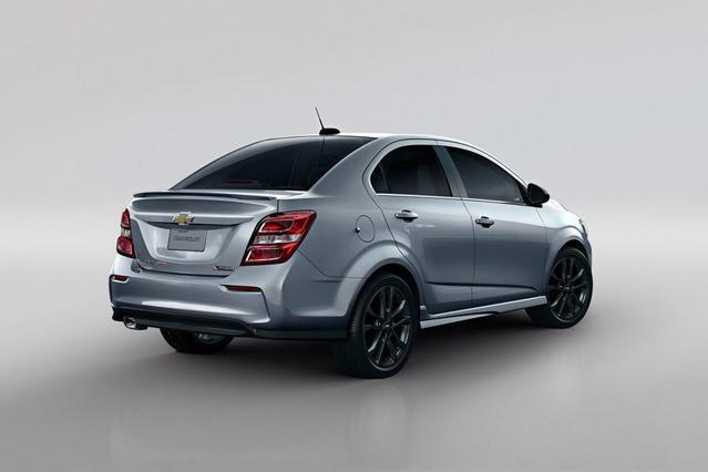 2018 Chevrolet Sonic LT Hillsborough NC