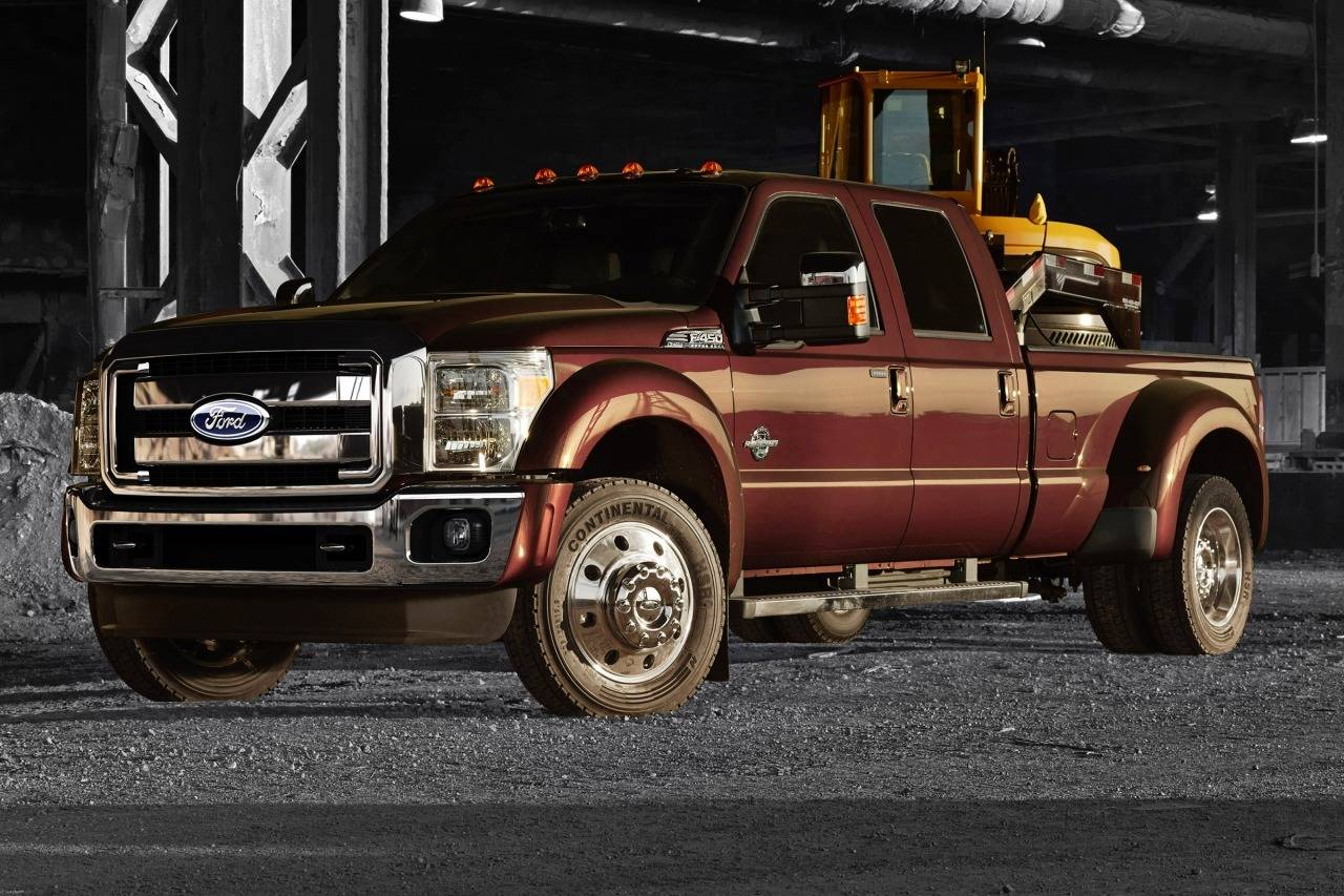 2015 Ford F-450SD XLT Slide 0