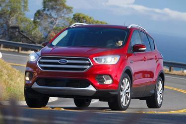 2018 Ford Escape SE SUV Durham NC