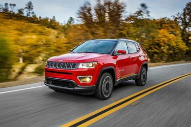 2018 Jeep Compass TRAILHAWK SUV Apex NC