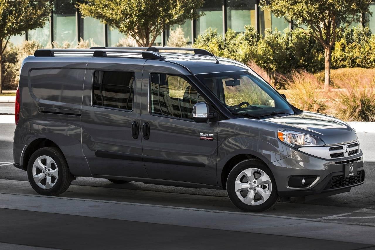 2017 RAM Promaster City Cargo Van TRADESMAN SLT Mini-van, Cargo Slide 0