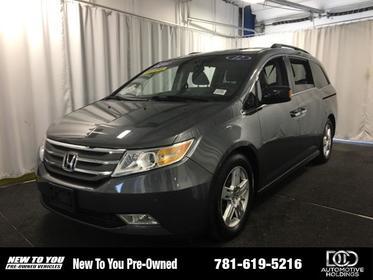 2012 Honda Odyssey 5DR TOURING Norwood MA