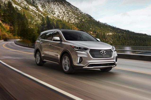 2018 Hyundai Santa Fe SE 3.3L AUTO AWD