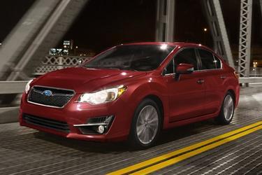 2016 Subaru Impreza Wagon 2.0I SPORT LIMITED Hatchback Merriam KS