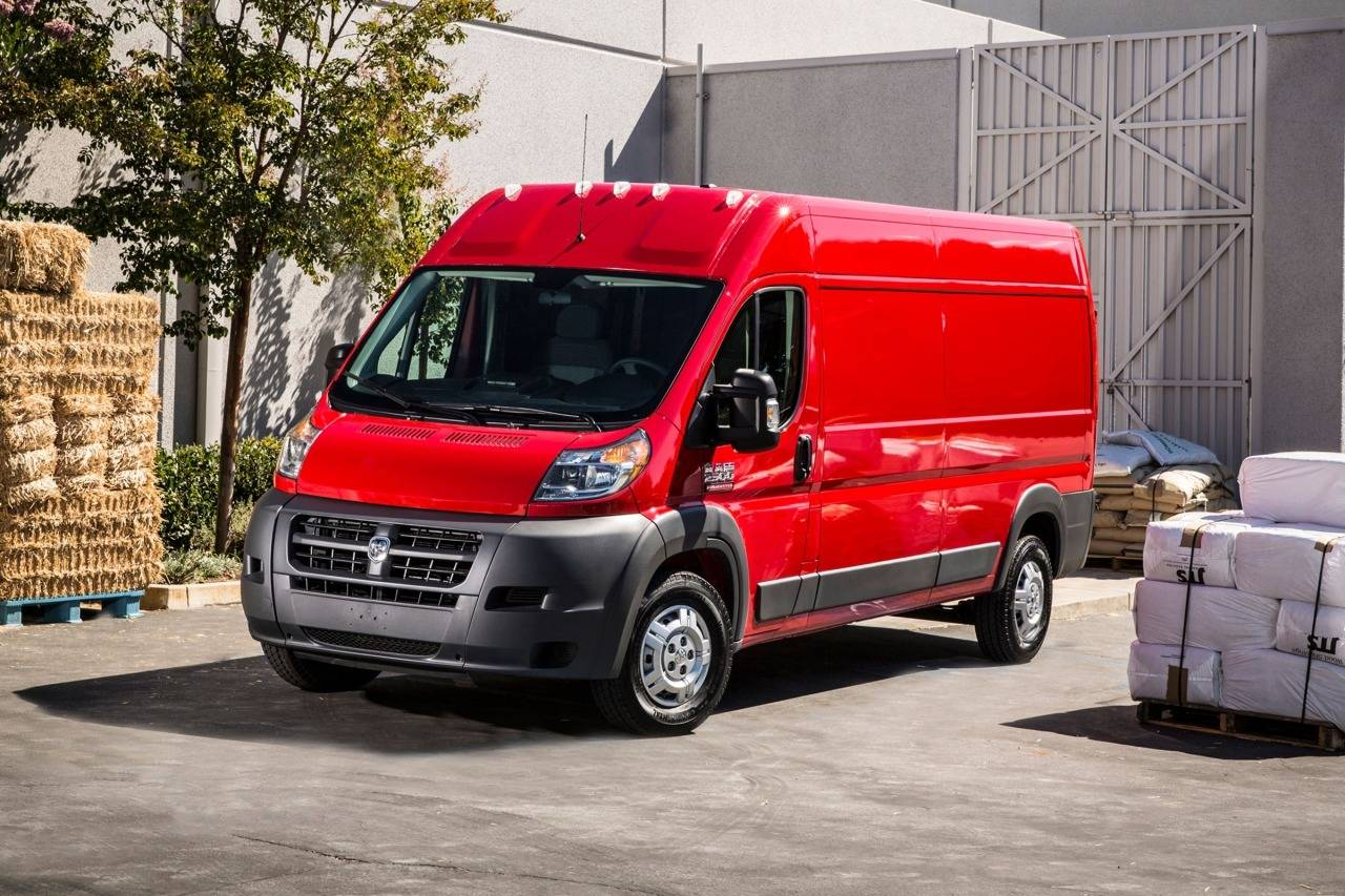 """2018 Ram ProMaster 2500 HIGH ROOF 159"""" WB Wake Forest NC"""