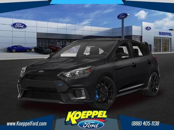 2017 Ford Focus RS Woodside New York