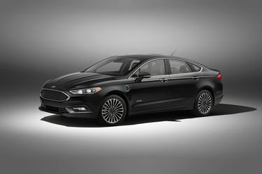 2018 Ford Fusion Energi SE LUXURY 4dr Car Hillsborough NC