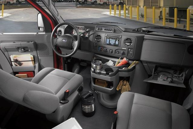 2014 Ford E-150 COMMERCIAL Full-size Cargo Van Hillsborough NC
