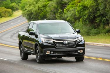 2018 Honda Ridgeline RTL-T Pickup North Charleston SC