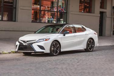 2018 Toyota Camry SE Sedan Merriam KS