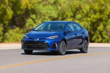 2017 Toyota Corolla LE Sedan Fort Worth TX
