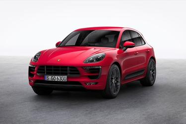 2018 Porsche Macan GTS SUV Slide