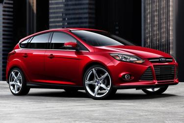 2013 Ford Focus SE Sedan Slide