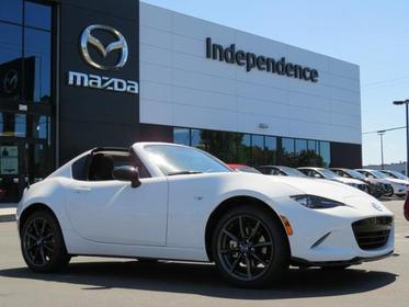 2017 Mazda Mazda MX-5 Miata RF CLUB Charlotte NC
