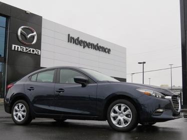2018 Mazda Mazda3 4-Door SPORT Charlotte NC