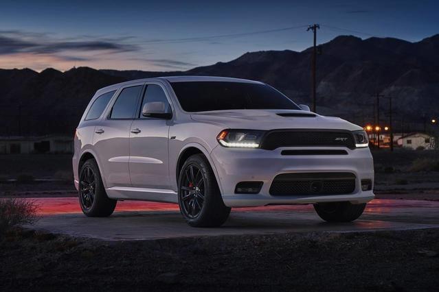 2018 Dodge Durango SXT SUV Slide 0