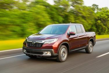 2018 Honda Ridgeline BLACK EDITION Pickup Merriam KS