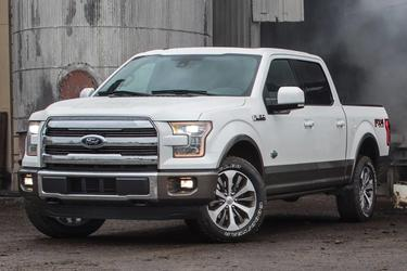 2017 Ford F-150 4WD SUPERCREW BOX Crew Pickup