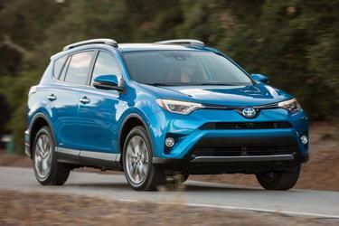 2017 Toyota RAV4 Hybrid LE PLUS Thomasville GA