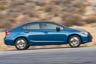 2015 Honda Civic Sedan EX 4dr Car Hillsborough NC