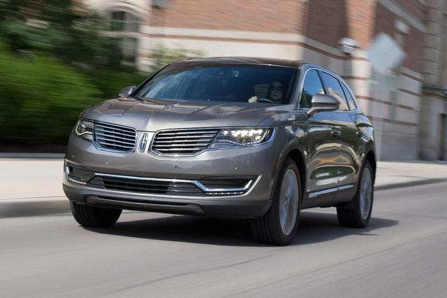 2018 Lincoln MKX RESERVE Wilmington NC