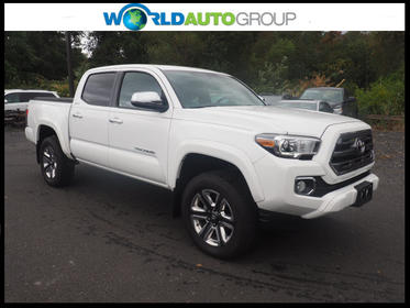 2016 Toyota Tacoma LIMITED 4x4 Limited 4dr Double Cab 5.0 ft SB Lakewood Township NJ