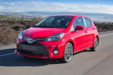 2018 Toyota Yaris L Hatchback Merriam KS