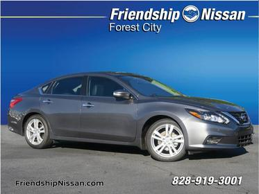 2017 Nissan Altima 3.5 SL 3.5 SL 4dr Sedan (midyear release) Forest City NC