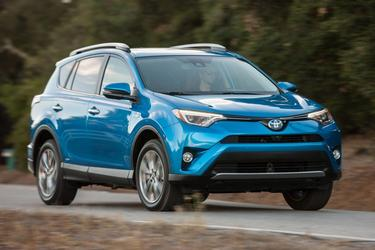 2018 Toyota RAV4 HYBRID LIMITED SUV Merriam KS