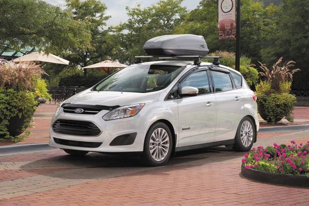 2018 Ford C-Max Hybrid SE Hatchback Slide 0