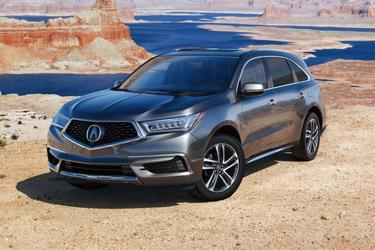 2018 Acura MDX W/TECHNOLOGY PKG SUV Slide