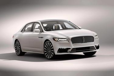 2018 Lincoln Continental SELECT Select 4dr Sedan  NC