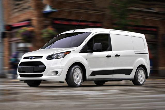 2018 Ford Transit Connect XLT Slide 0
