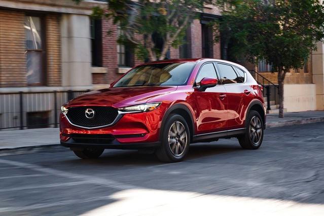 2017 Mazda Mazda CX-5 TOURING AWD Touring 4dr SUV Green Brook NJ