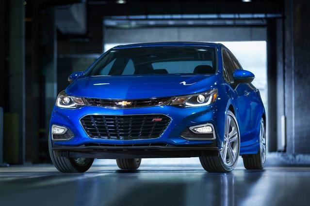 New Chevrolet Cruze In Raleigh NC DTC - Raleigh car show