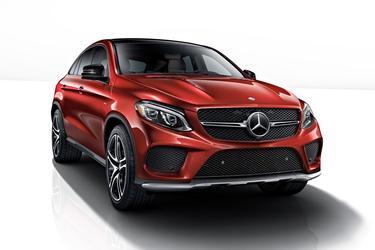 2018 Mercedes-Benz GLE AMG GLE 43 Sport Utility