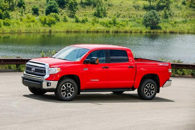 2018 Toyota Tundra 1794 EDITION 1794 EDITION CREWMAX 5.5' BED 5.7L FFV CrewMax Merriam KS