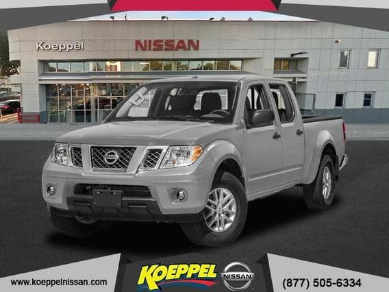 2017 Nissan Frontier S Woodside NY